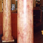 pillars